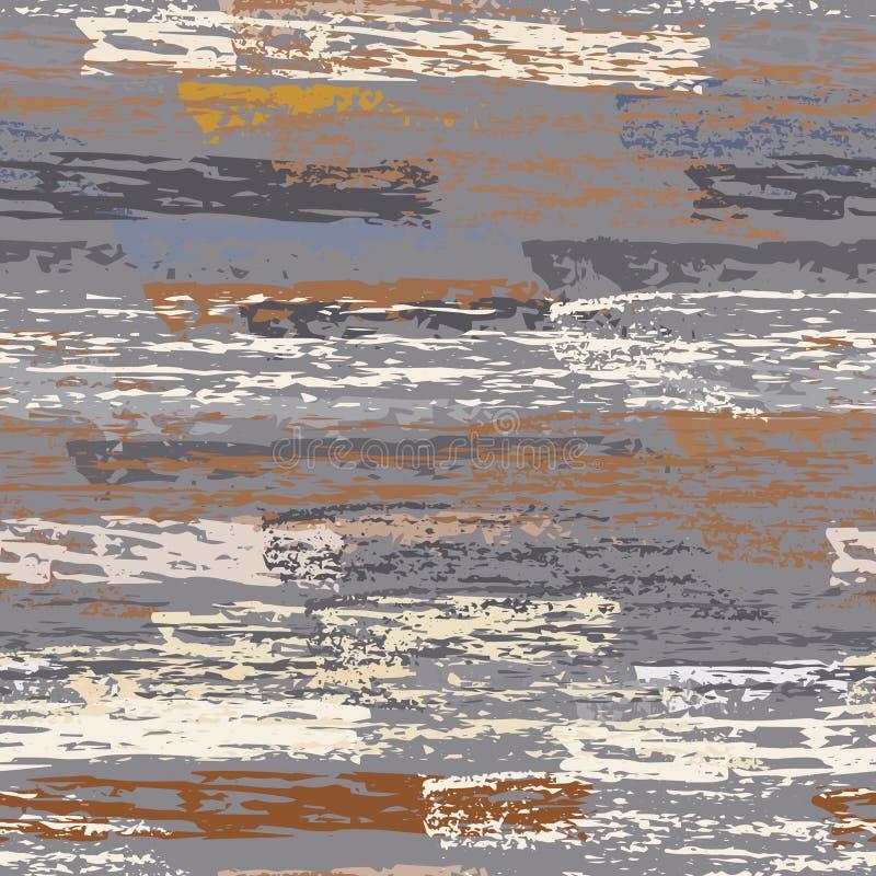 Огорченные нашивки Мел текстурирует поверхностное иллюстрация штока