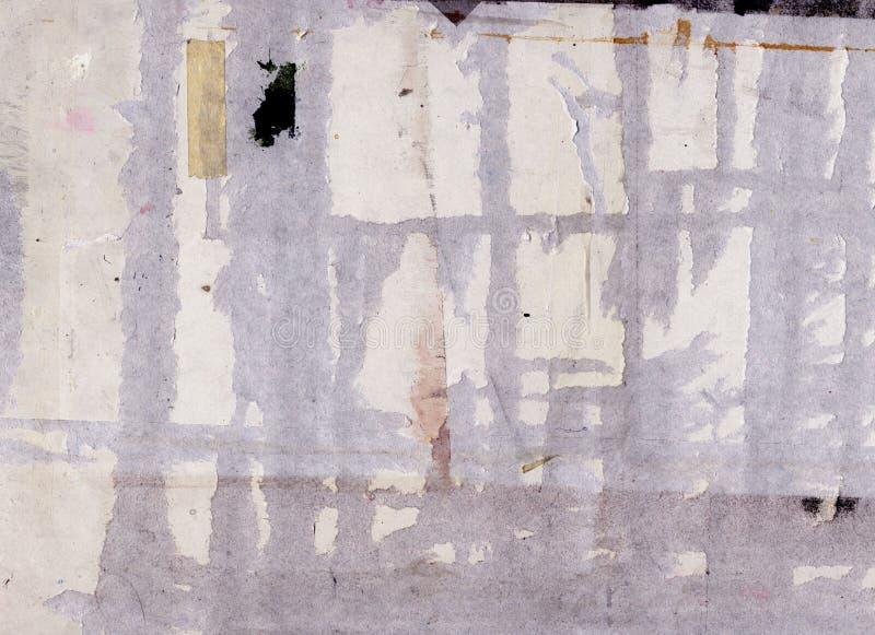 огорченный картон сорванным стоковые изображения