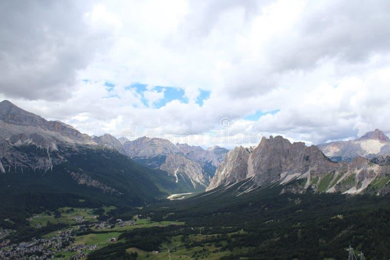 Огромные Альпы стоковые фотографии rf