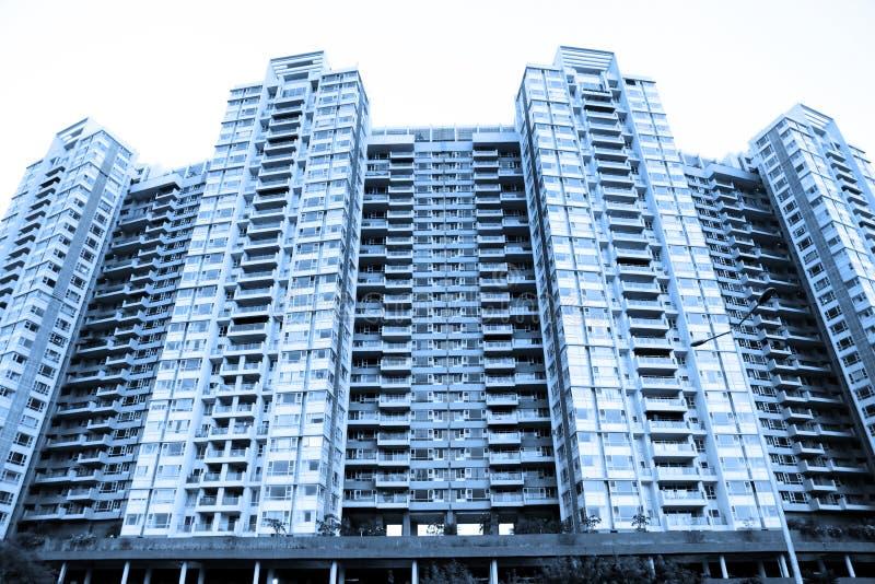 Огромный жилой дом стоковая фотография rf
