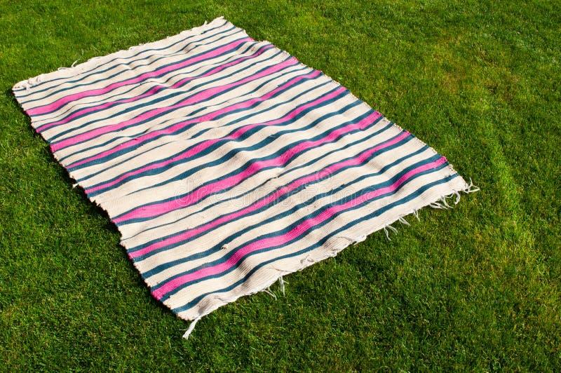 Одеяло пикника Стоковая Фотография RF