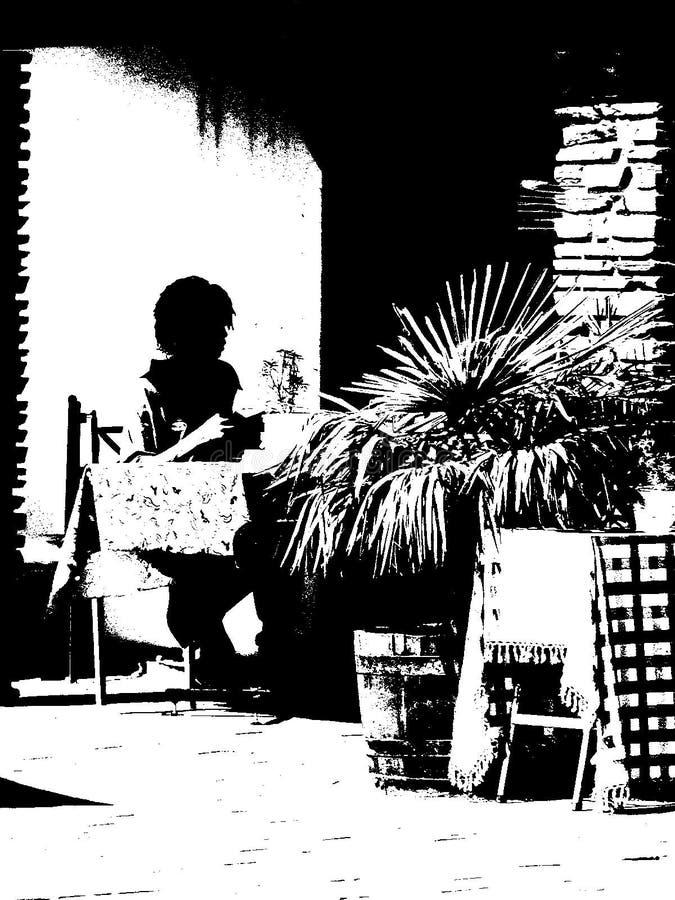 один чай Стоковое Фото