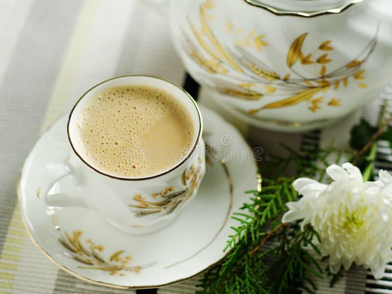 один чай стоковые фотографии rf