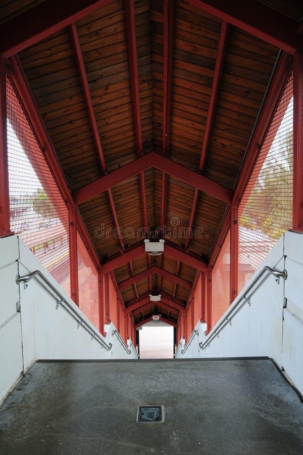 один шаг лестницы стоковая фотография
