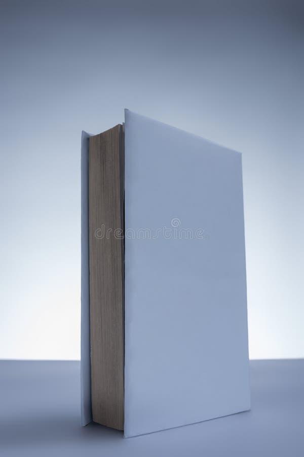 одна белая книга стоковая фотография rf