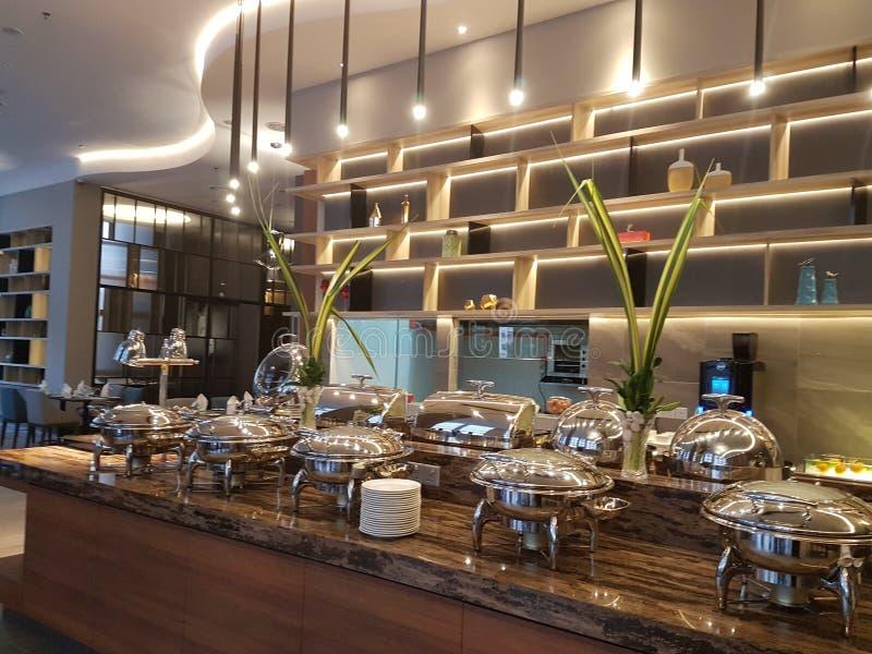 15-ое сентября, прием коктеиля Selayang Selangor гостиницы Mercure стоковое изображение