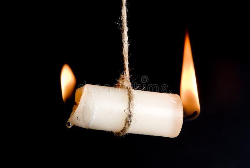 ожог вне стоковая фотография