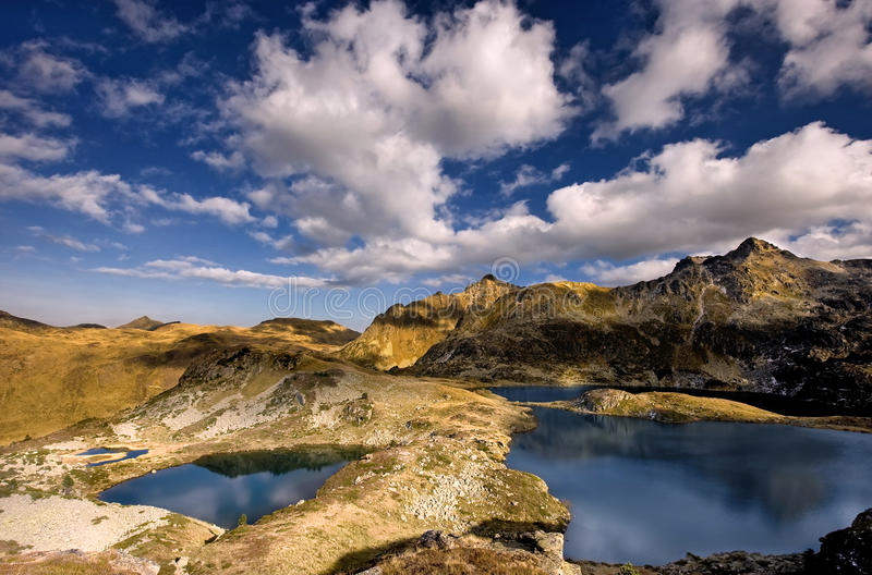 озера стоковое фото rf