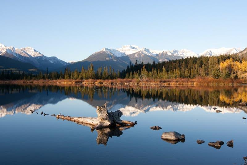 озера vermilion стоковое фото
