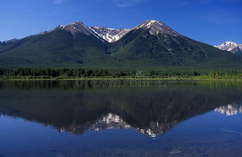 озера vermillion стоковое изображение rf
