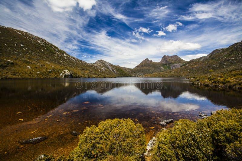 Озеро голубь стоковая фотография rf