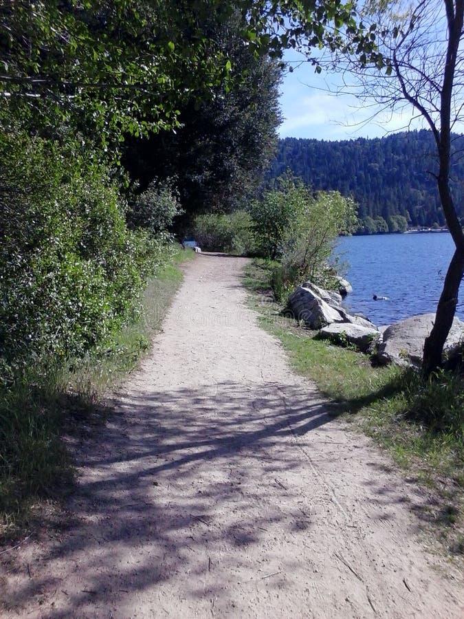 Озеро Грегори стоковое изображение