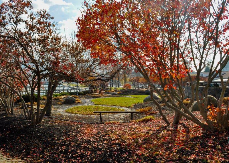 Озеро Джордж Нью-Йорк стоковая фотография