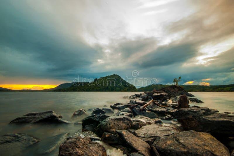 Озеро Ирландия стоковые изображения