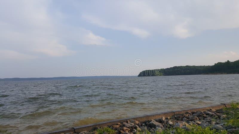 Озеро Кентукки стоковое изображение