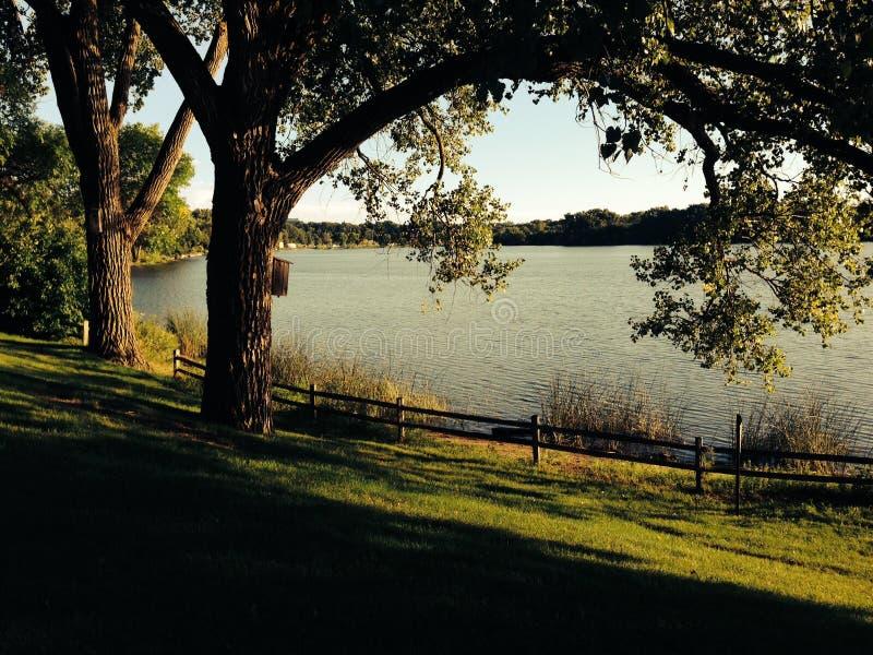 Озеро Кристл стоковые фото