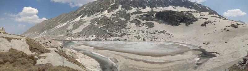 Озеро мам Kali стоковое фото rf