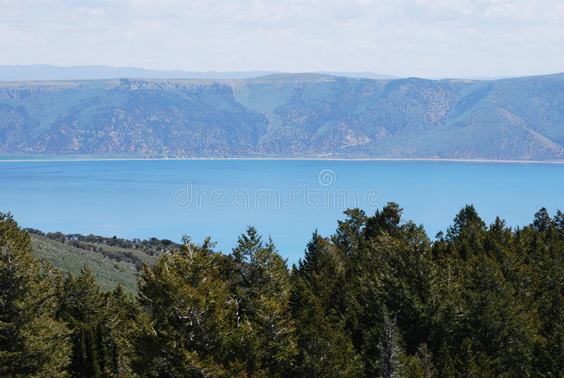 Озеро медвед стоковые фото