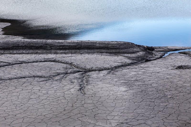 Озеро понедельник Cenis стоковое изображение