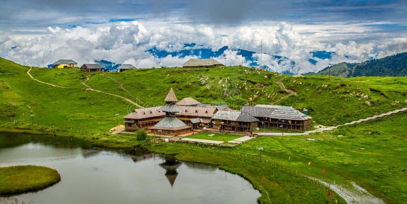 Озеро природ ландшафта перемещения стоковое фото rf