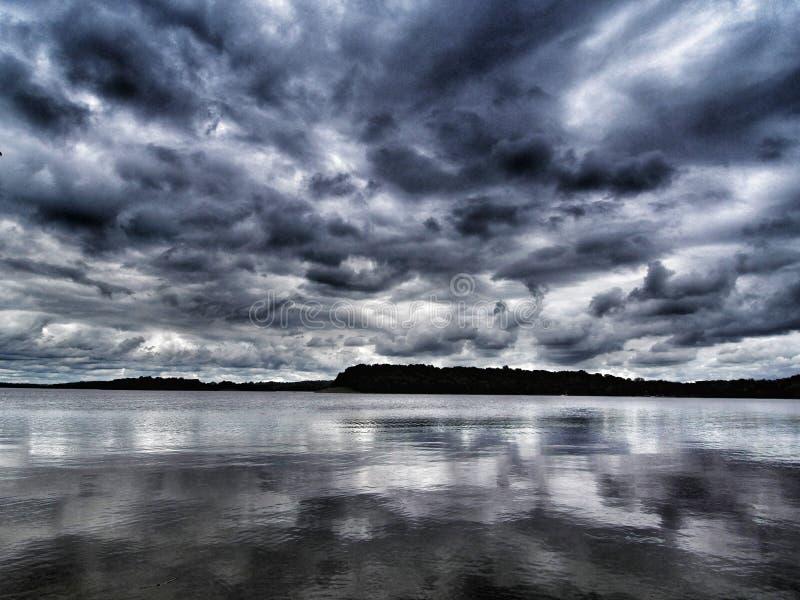 Озеро священник Percy стоковое изображение