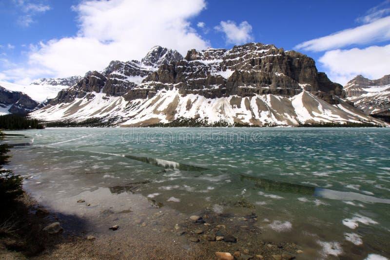 озеро смычка стоковая фотография