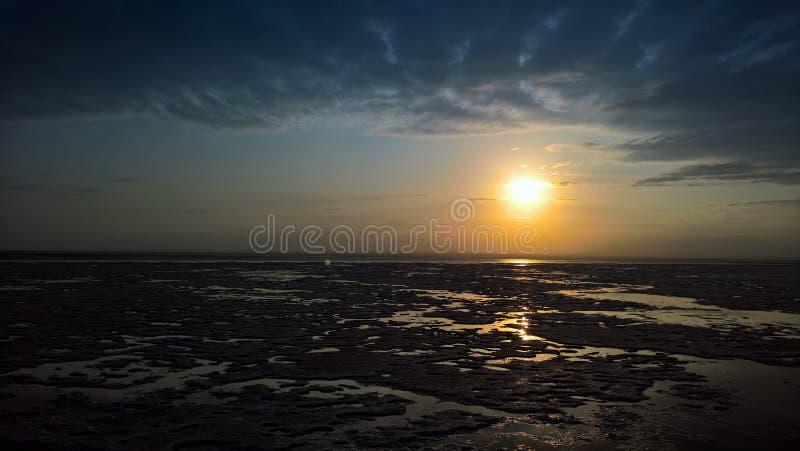 Озеро сол Karum aka Assale или Asale Afar, Эфиопия стоковые фото
