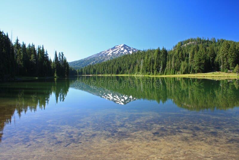Озеро Тод стоковые фотографии rf