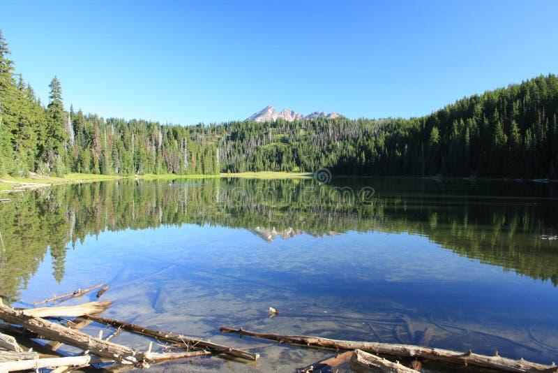 Озеро Тод стоковая фотография