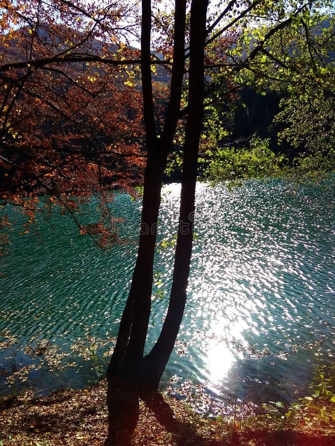 Озеро Balkana стоковая фотография rf
