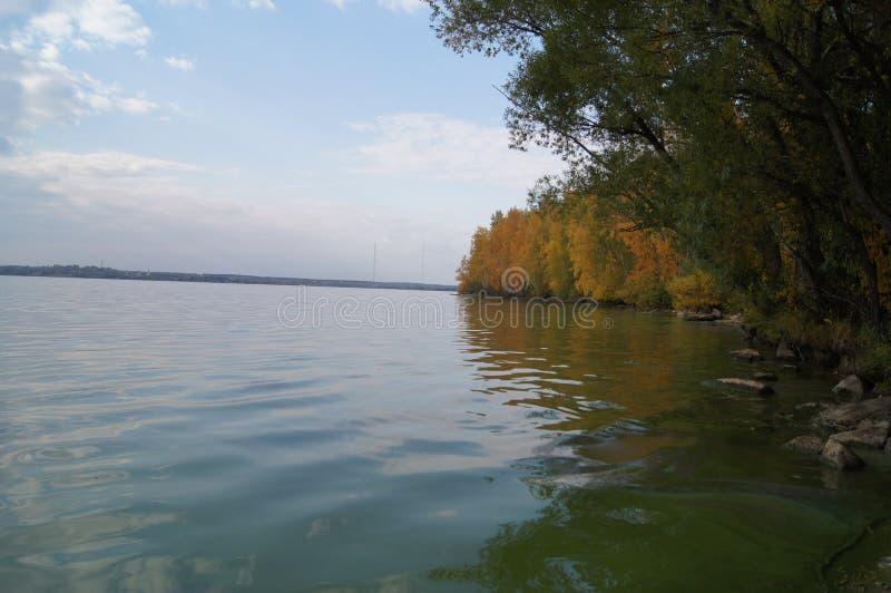 Озеро Baltim стоковые фотографии rf