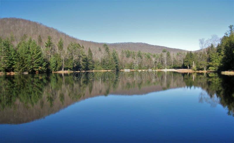 Озеро Beartree стоковые фотографии rf