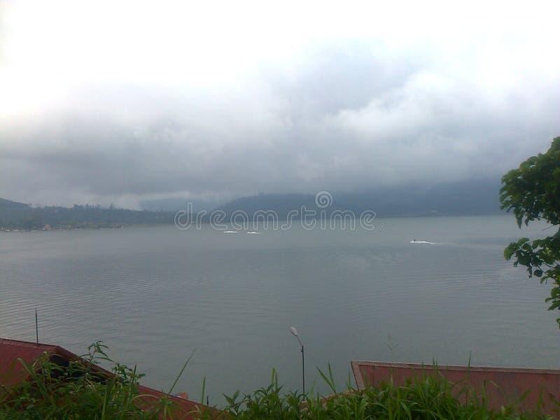 Озеро Bedugul стоковое изображение