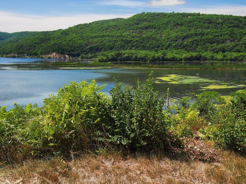 Озеро Champlain стоковые изображения