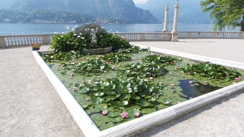 Озеро Como стоковые фотографии rf