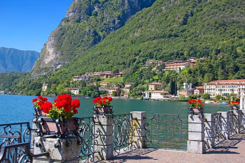 Озеро Como стоковые фото