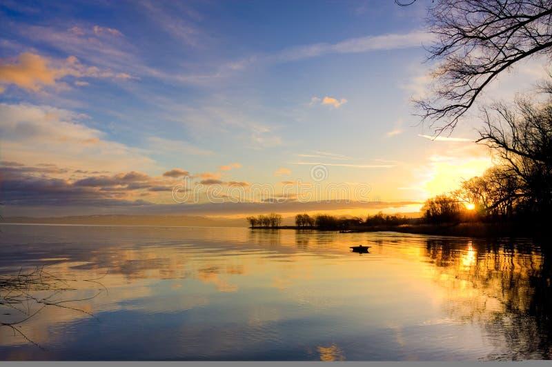 озеро constance стоковые изображения