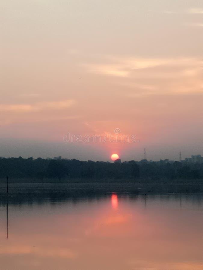 Озеро Futala стоковое изображение rf