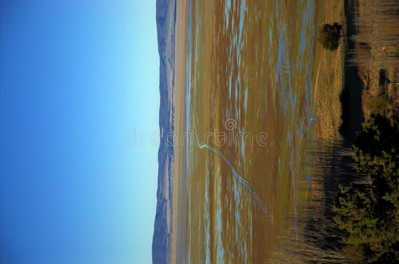 озеро george стоковое изображение