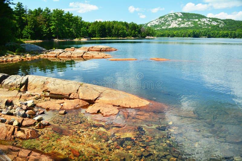 озеро killarney стоковая фотография rf