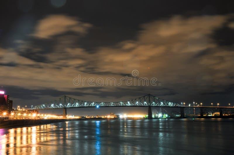 озеро montreal стоковое изображение rf