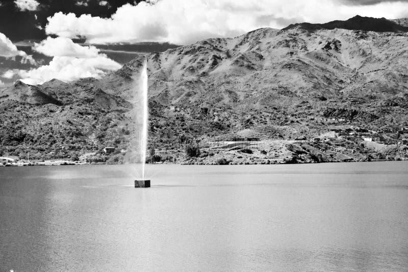 Озеро Paddock стоковые фотографии rf