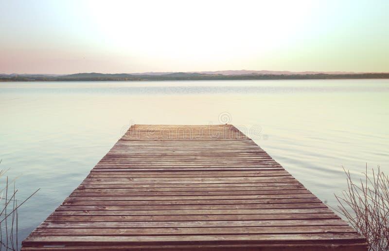 Озеро Peten стоковая фотография rf