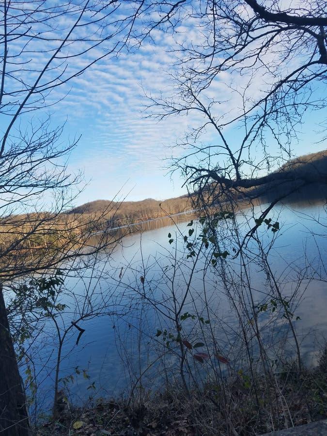 Озеро Radnor стоковое изображение rf
