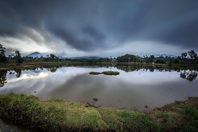 Озеро Rosario стоковые фотографии rf