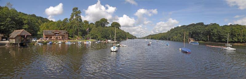 Озеро Rudyard стоковое фото rf