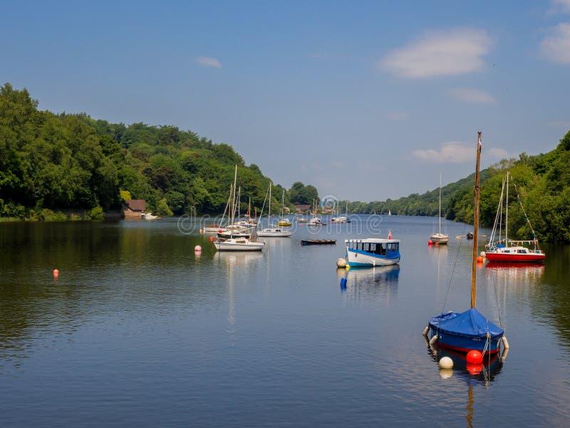 Озеро Rudyard стоковое фото