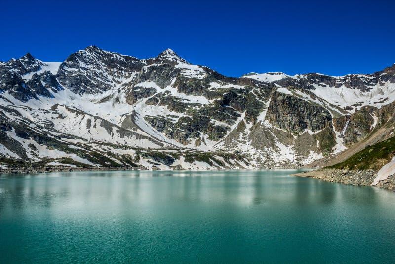 Озеро ¹ Serrà стоковая фотография rf