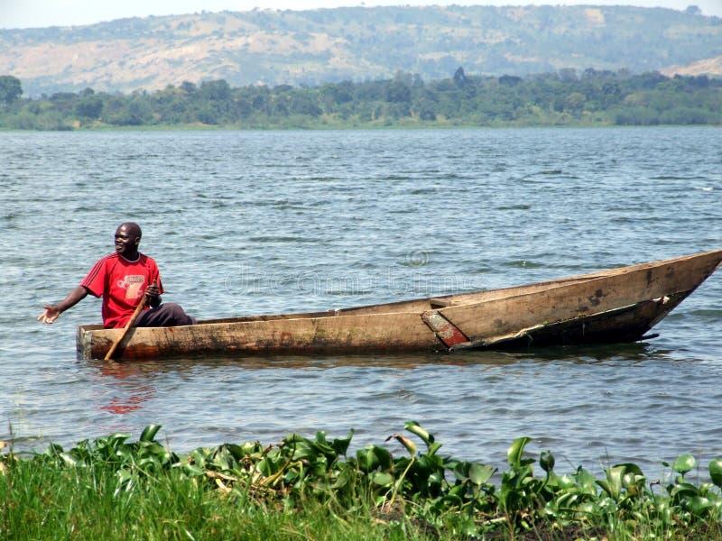 Озеро victoria стоковое изображение rf