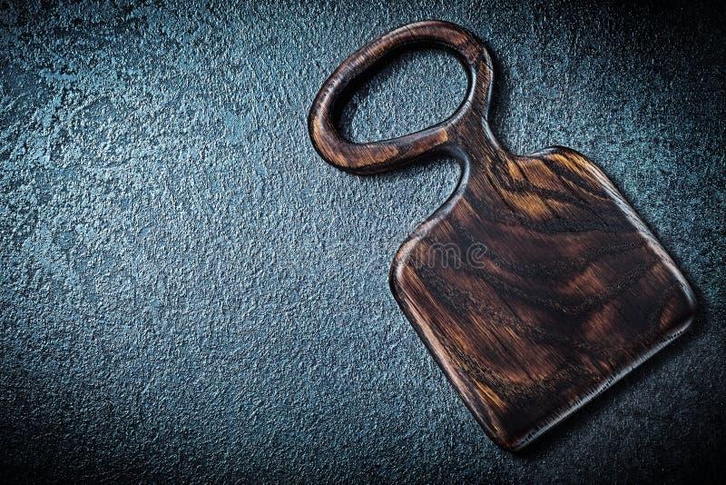 Окванский деревянный винтажный резьбой закрыт стоковые изображения